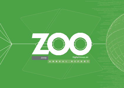 Zoo Digital Group Plc annual report 2009